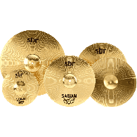 "SABIAN SBR5003G SET HARMONIQUE SBR PROMO 14""-16""-20"" + SPLASH 10"" OFFERT"