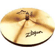 "ZILDJIAN A HI HATS 14"" ROCK"