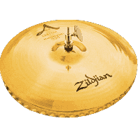 "ZILDJIAN  A CUSTOM HI HATS 15"" MASTERSOUND"