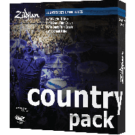 ZILDJIAN K' PACK COUNTRY