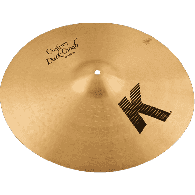 "ZILDJIAN  K CUSTOM CRASH 19"" DARK"