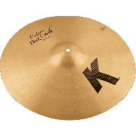 "ZILDJIAN  K CUSTOM CRASH 20"" DARK"