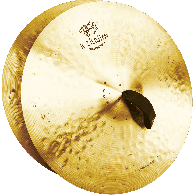 "ZILDJIAN K1000 K CONSTANTINOPLE ORCHESTRAL 18"" MEDIUM LIGHT"