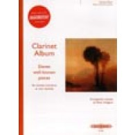 CLARINET ALBUM 11 PIECES + CD