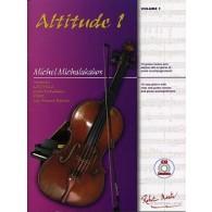 MICHALAKAKOS M. ALTITUDE 1 ALTO
