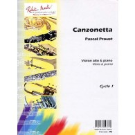 PROUST P. CANZONETTA ALTO