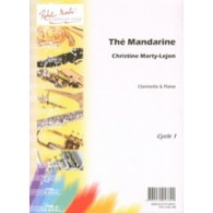 MARTY-LEJON C.THE MANDARINE CLARINETTE
