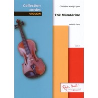 MARTY-LEJON C.THE MANDARINE VIOLON