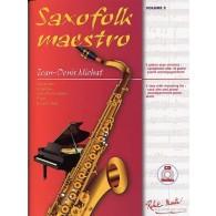 MICHAT J.D. SAXOFOLK MAESTRO VOL 2 SAXO