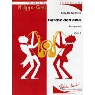 GABRIELE C. BARCHE DELL'ALBA SAXOPHONE SOLO