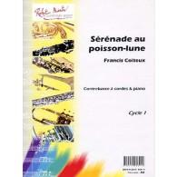 COITEUX F. SERENADE DU POISSON ROUGE CONTREBASSE