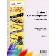 KASTEL F. CLAIRE! ON TROMPETTE