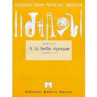 NAULAIS J. A LA BELLE EPOQUE TROMPETTE