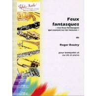 BOUTRY R. FEUX FANTASQUES TROMPETTE