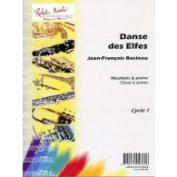 BASTEAU J.F. LA DANSE DES ELFES HAUTBOIS