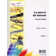 PROUST P. LA PIERRE DE MINUIT VIOLON