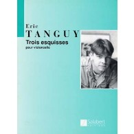TANGUY E. ESQUISSES VIOLONCELLE SOLO
