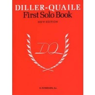 DILLER-QUAILE FIRST SOLO BOOK PIANO
