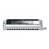 HARMONICA SUZUKI CHROMATIX SCX56 14 TROUS RE