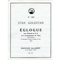 GOLESTAN S. EGLOGUE CLARINETTE