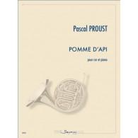 PROUST P. POMME D'API COR