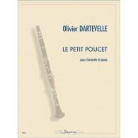 DARTEVELLE O. LE PETIT POUCET CLARINETTE