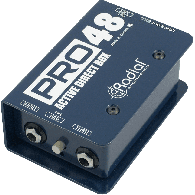 BOITE DE DIRECT RADIAL DI ACTIVE PRO48