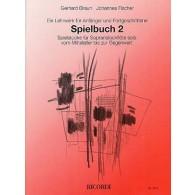 BRAUN G./FISCHER J. SPIELBUCH VOL 2 FLUTE A BEC SOPRANO