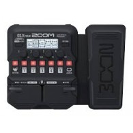 ZOOM G1X FOUR MULTI-EFFETS