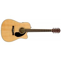 FENDER CD-60SCE NATUREL