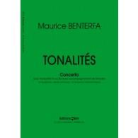 BENFERTA TONALITES TROMPETTE TIMBALES