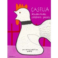 CASELLA A. CHILDREN'S PIECES PIANO