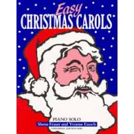 EASY CHRISTMAS CAROLS PIANO