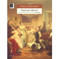 SCHUBERT F. CLARINET ALBUM