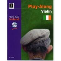 WORLD MUSIC IRELAND VIOLON