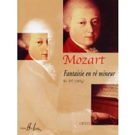 MOZART W.A. FANTAISIE RE MINEUR PIANO