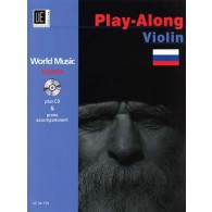 PLAY-ALONG RUSSIE VIOLON
