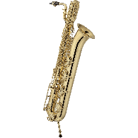 SAXOPHONE BARYTON JUPITER JBS1100 VERNI