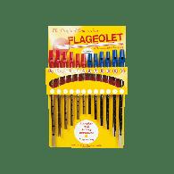 FLAGEOLET NICKEL EN SOL