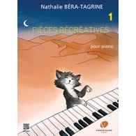 BERA-TAGRINE N. PIECES RECREATIVES VOL 1 PIANO