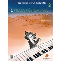 BERA-TAGRINE N. PIECES RECREATIVES VOL 2 PIANO