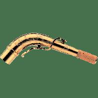 BOCAL SAXOPHONE  ALTO YANAGISAWA A192 CUIVRE ROSE PLAQUE OR