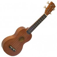 UKULELE WIKI SOPRANO UK10G NATUREL