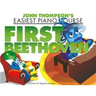 THOMPSON'S J. FIRST BEETHOVEN PIANO