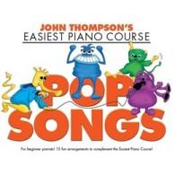 THOMPSON'S J. POP SONGS PIANO