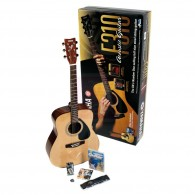 PACK GUITARE YAMAHA F310P2 NATURAL