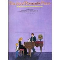 THE JOY OF ROMANTIC BOOK  1 PIANO