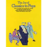 THE JOY OF CLASSICS TO POPS PIANO