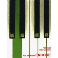 HISAISHI J. ENCORE PIANO
