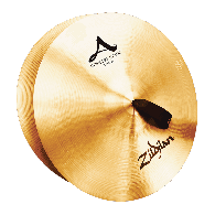 "ZILDJIAN AVEDIS CYMBALES FRAPPEES 16"" CONCERT STAGE SINGLE"